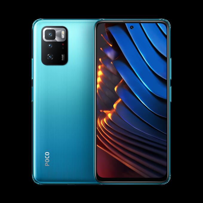 Poco X3 GT 256GB 8GB Ram Akıllı Cep Telefonu (Xiaomi Türkiye Garantili)