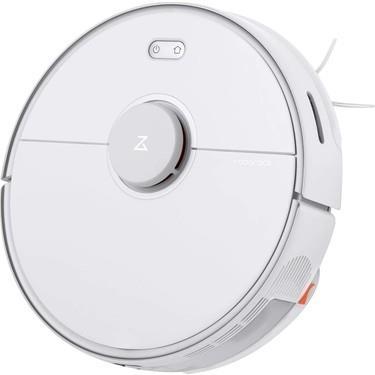 Roborock - Roborock S5 Max Vacuum Cleaner Beyaz Akıllı Robot Süpürge ve Paspas