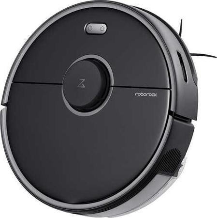 Roborock S5 Max Vacuum Cleaner Beyaz Akıllı Robot Süpürge ve Paspas - Thumbnail