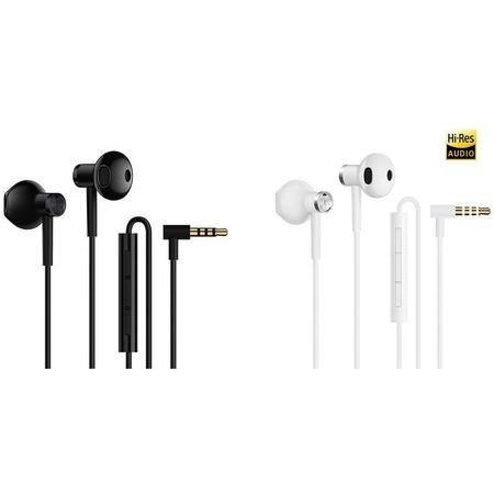 Xiaomi - Xiaomi Çift Sürücülü Type C Mikrofonlu Kulak içi Kulaklık