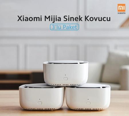Xiaomi - Xiaomi Mijia Akıllı Sivrisinek Kovucu (3'lü Paket)