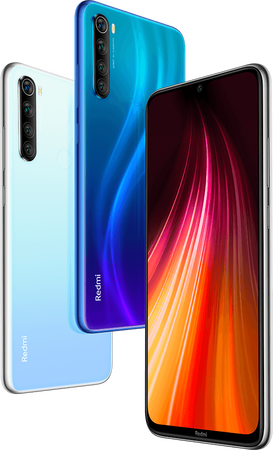 Xiaomi - Xiaomi Redmi Note 8 128GB Cep Telefonu (Xiaomi Türkiye Garantili)