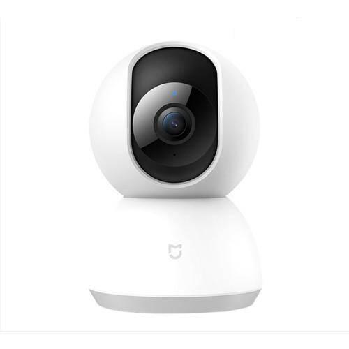 Xiaomi Smart Home 360 Derece Dönebilen Kızılötesi Gece Görüşlü IP Kamera HD 1080p